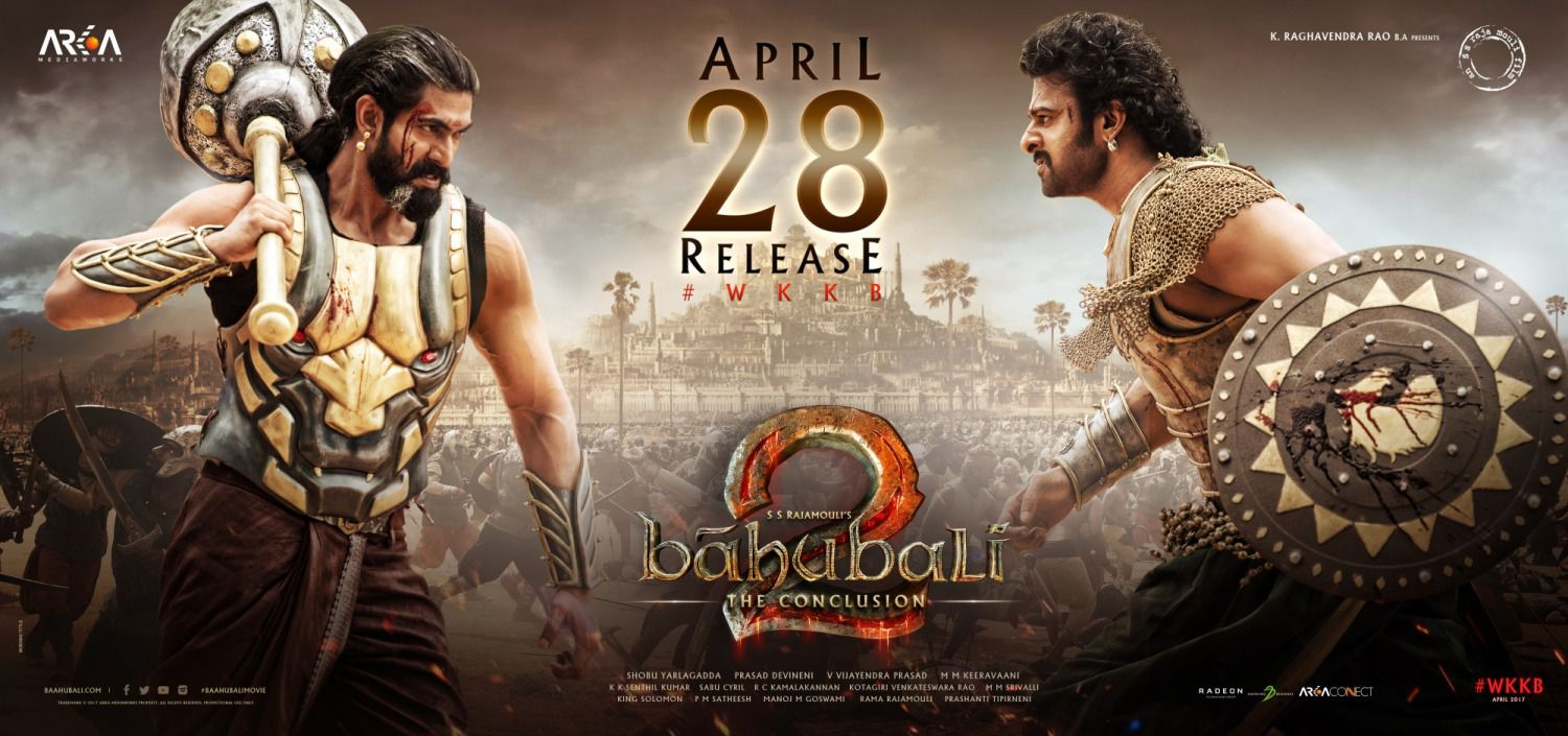 Baahubali 2 the conclusion - film poster