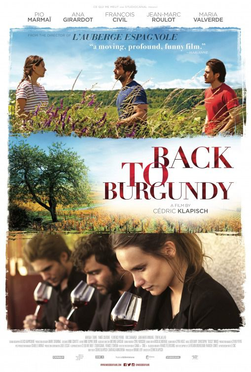 Back to Burgundy - Ce Qui Nous Lie