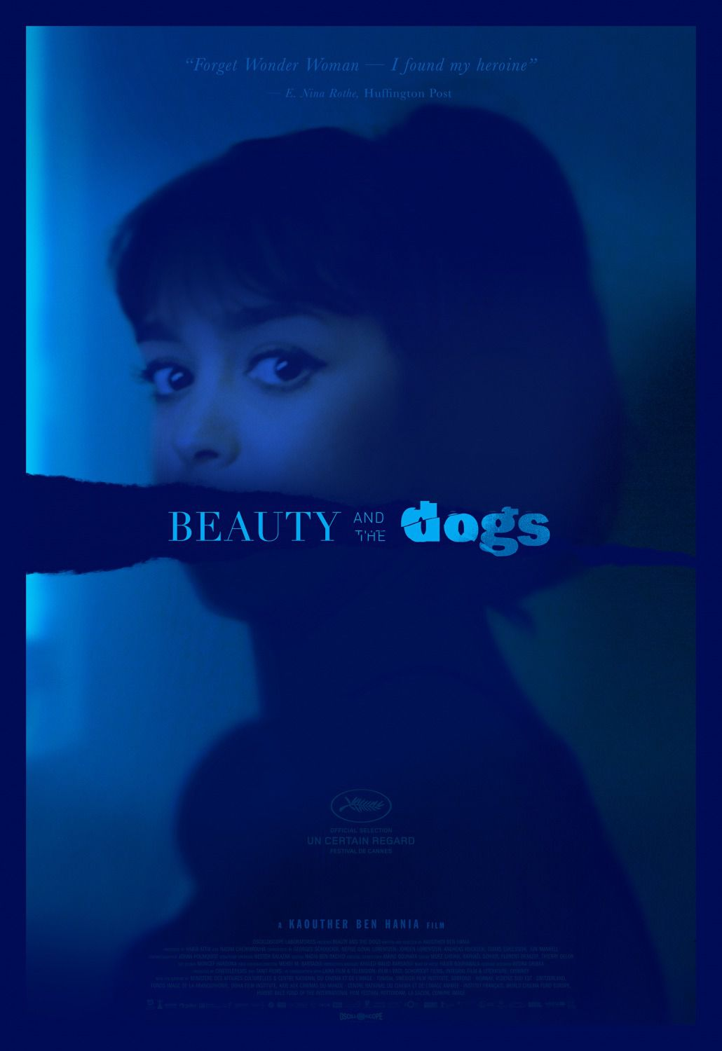 Beauty and the Dogs - Aala Kaf Ifrit - film poster