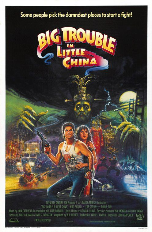 Grosso guaio a Chinatown - Big Trouble in little China (1986)