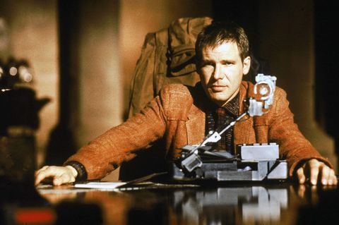 Blade Runner (1982) Science Fiction Classic Cult 80s Movie Harrison Ford