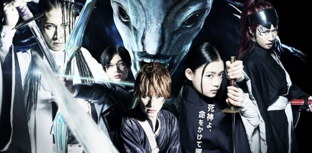 Bleach - Live Action - characters