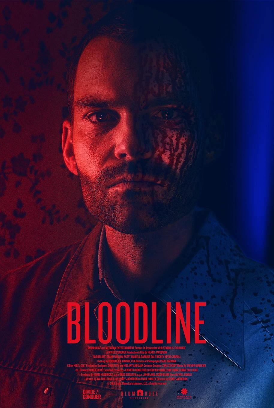 Bloodline (2018) - film poster