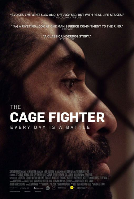 Cage Fighter - film poster 2018