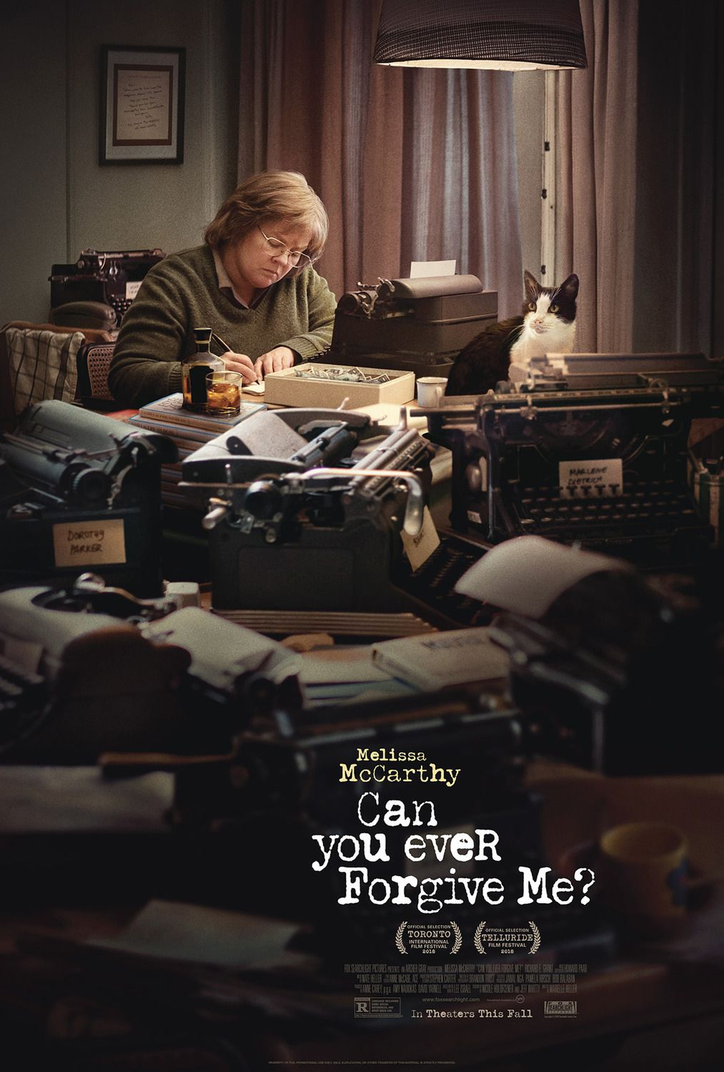 Can You Ever Forgive me - Potrai mai Perdonarmi (2018)