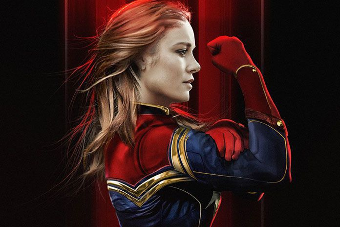 Captain Marvel - live action film