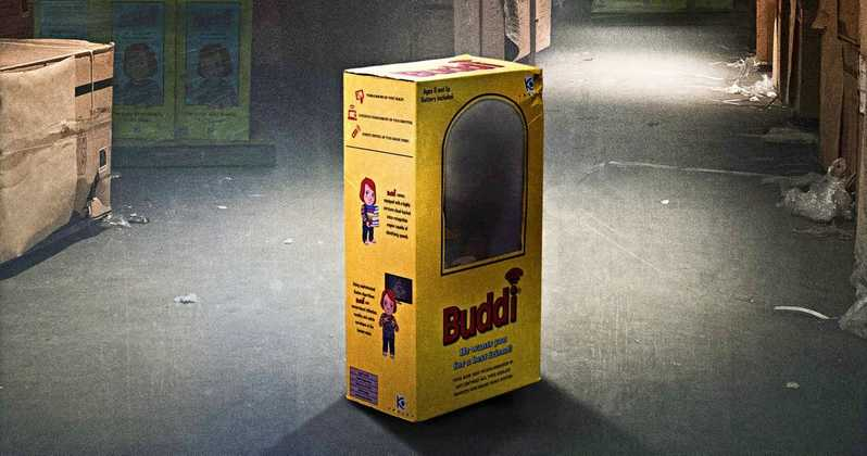 Childs Play Remake 2019 Horror Movie Chucky Buddi Box Gift Present for You