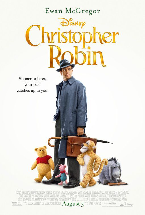 Christopher Robin (2018)