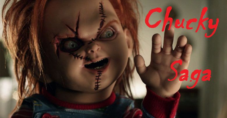 Chucky Saga Bambola Assassina