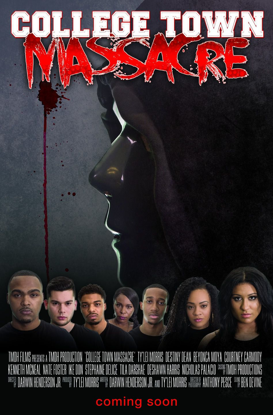 College Town Massacre - film poster