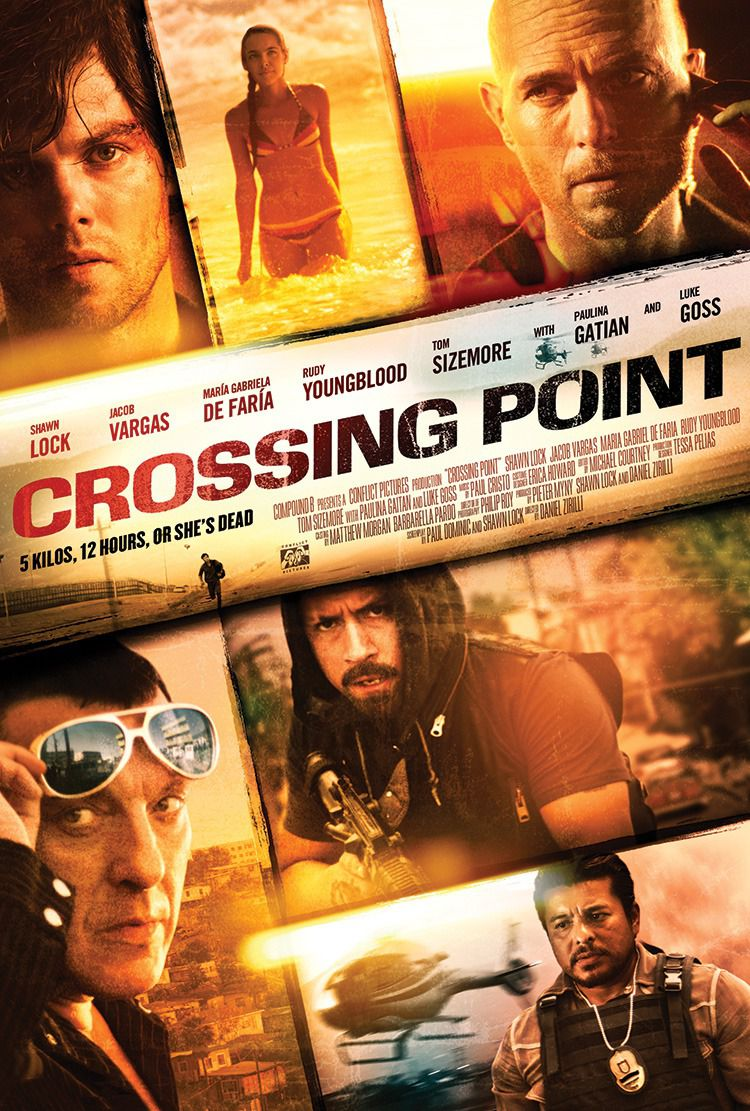Crossing Point - film poster
