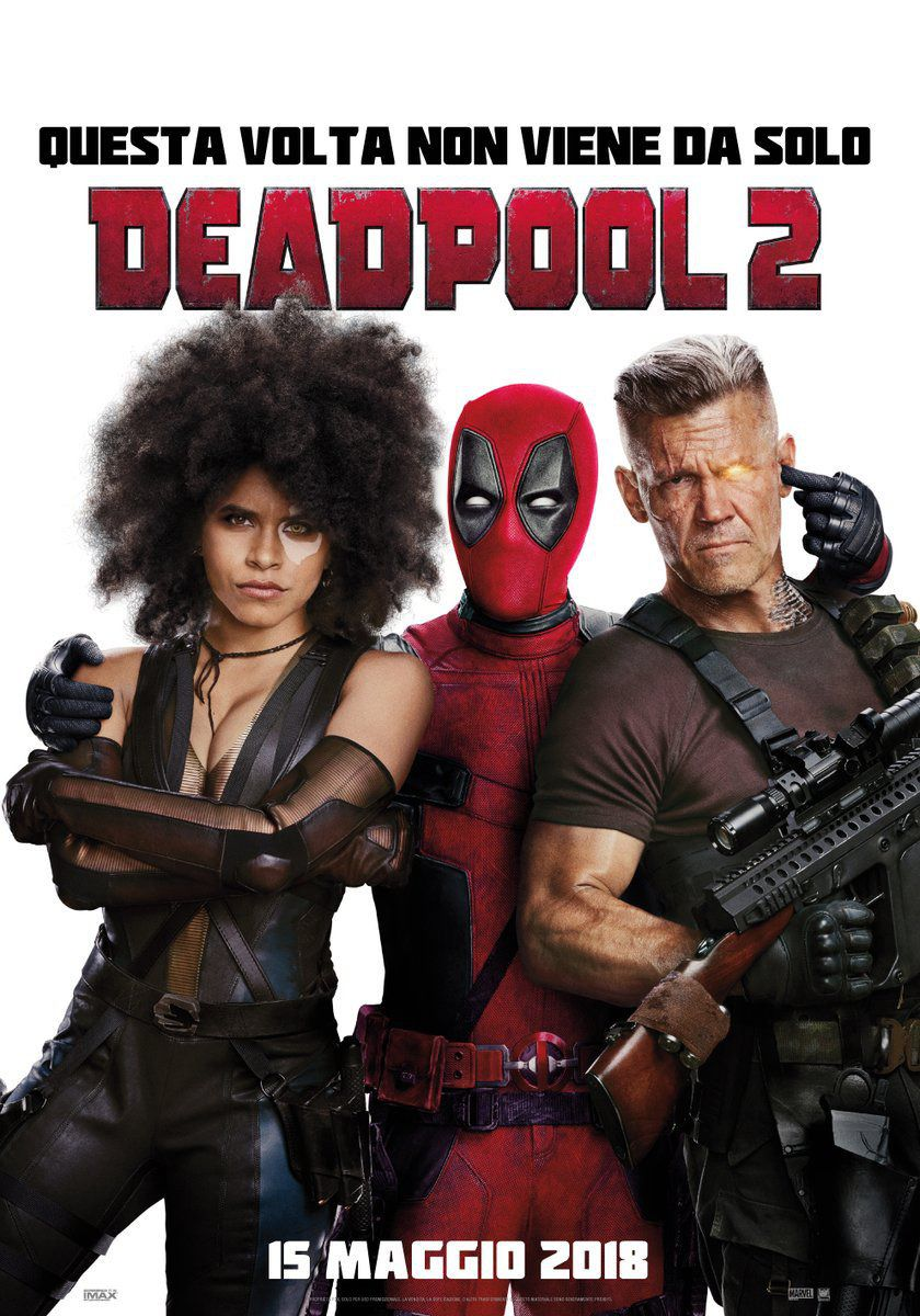 Deadpool 2 - ultimate poster