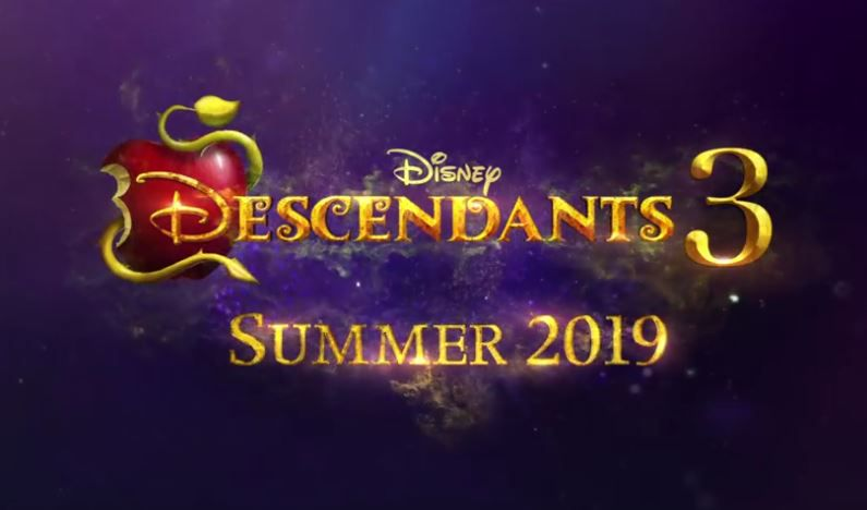 Descendants 3 - logo