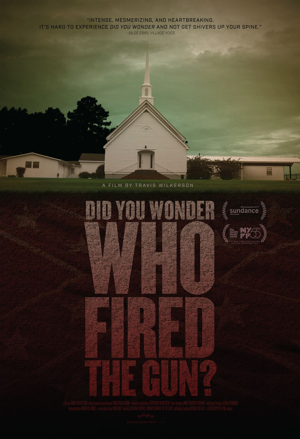 Did You Wonder Who Fired the Gun (2018)