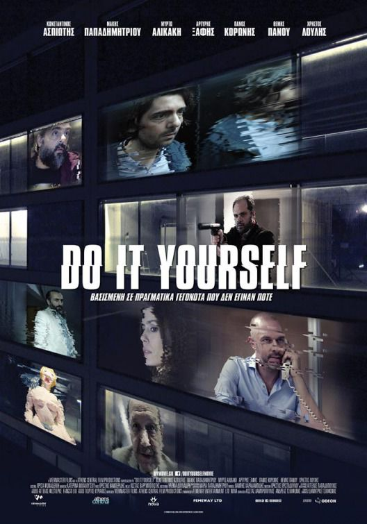 Do it Yourself - Fallo da Solo - film poster