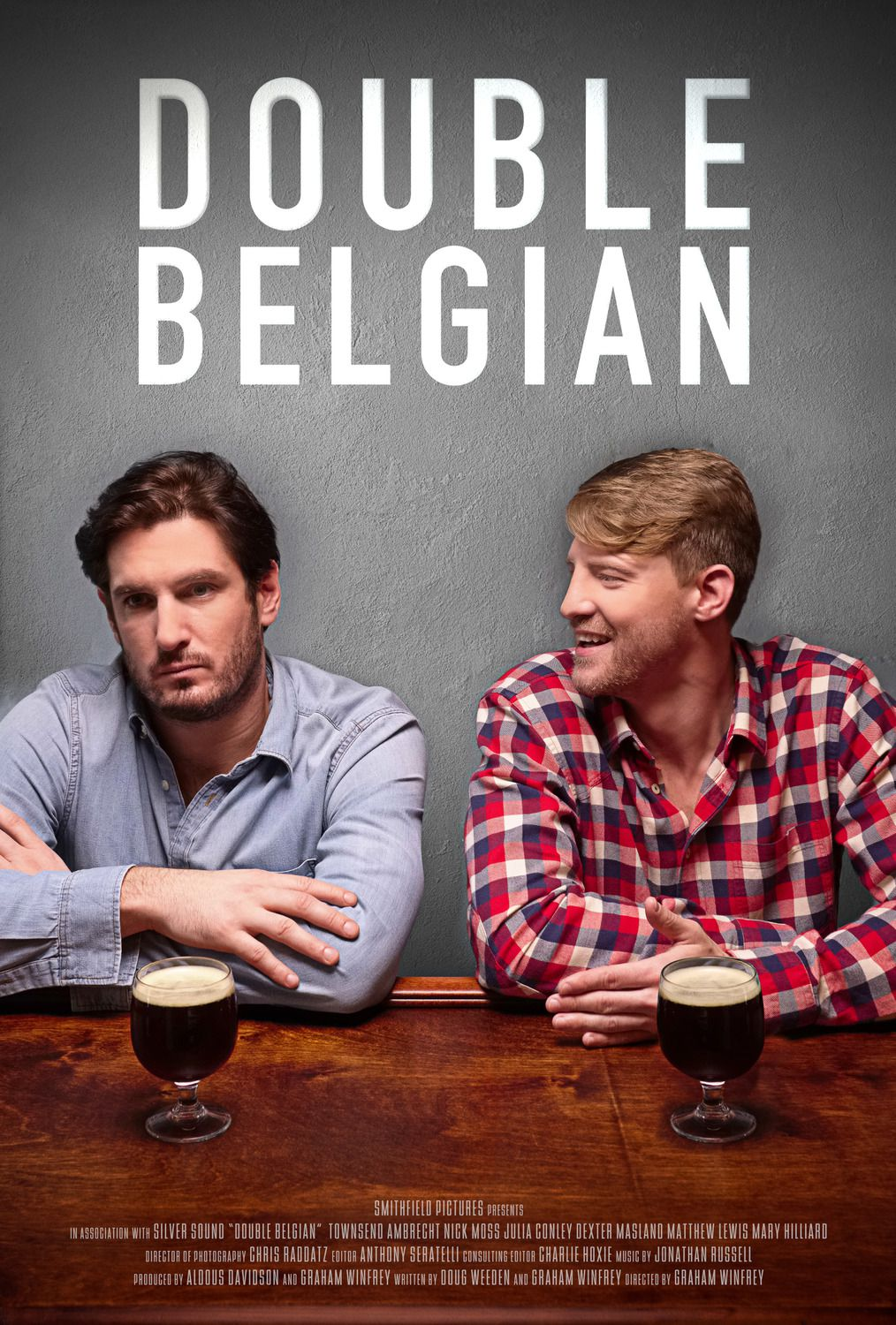 Double Belgian (2018) - film poster