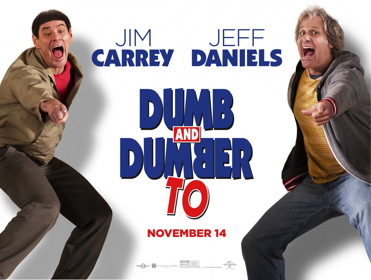 Scemo e più Scemo 2 - Dumb and Dumber to (2014)