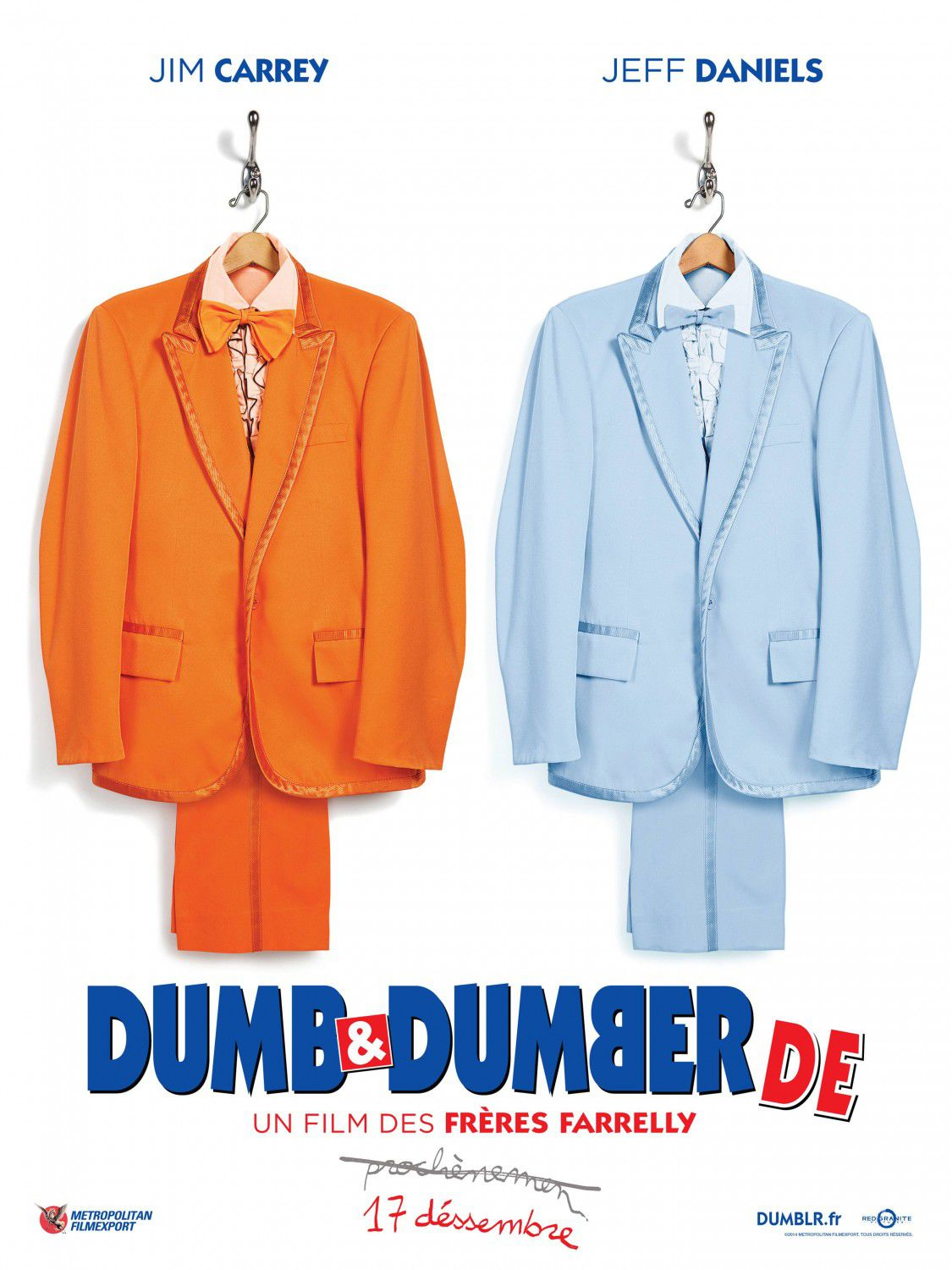 Scemo e più Scemo 2 - Dumb and Dumber to (2014) - dress - outfit