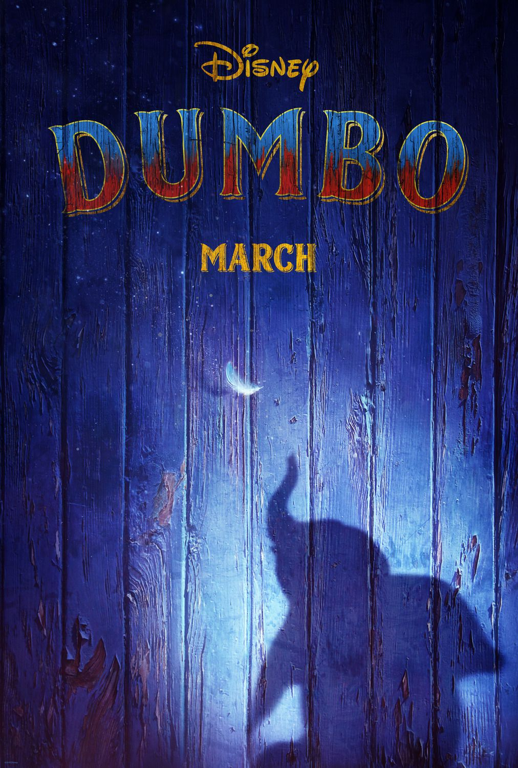 Dumbo - live action 2019 by Tim Burton