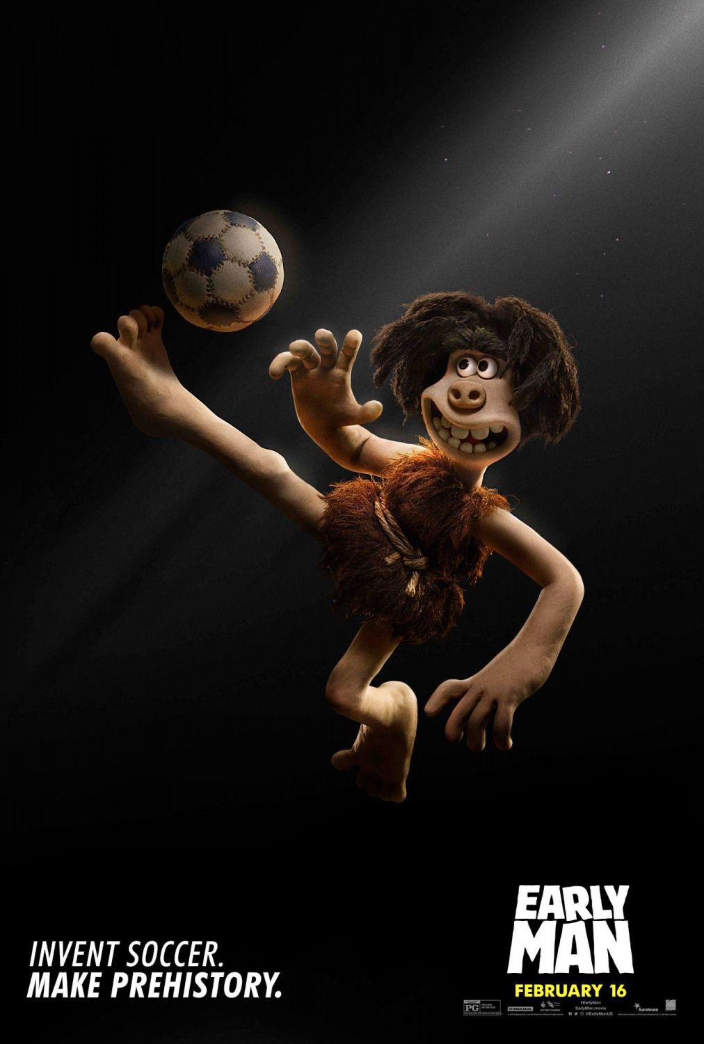 Early Man - Cavernicoli - Soccer