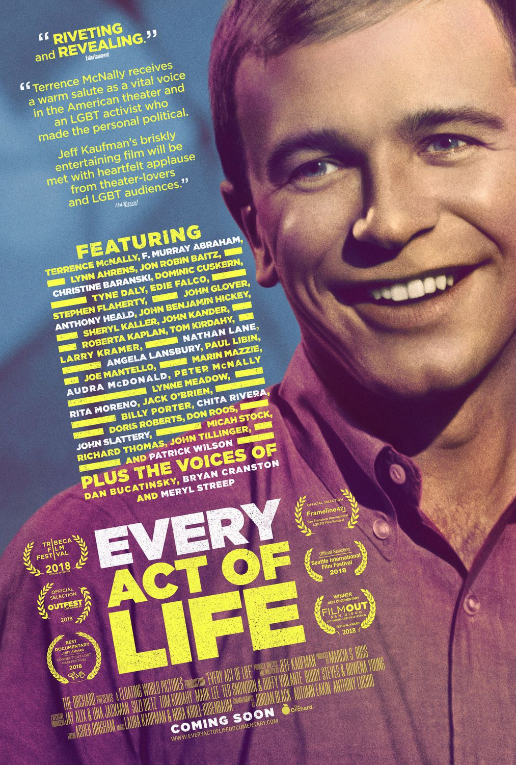 Every Act of Life (2018)