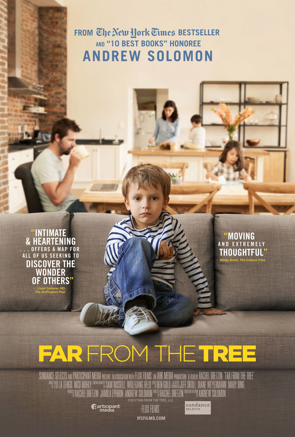 Far From the Tree 2018 - film poster