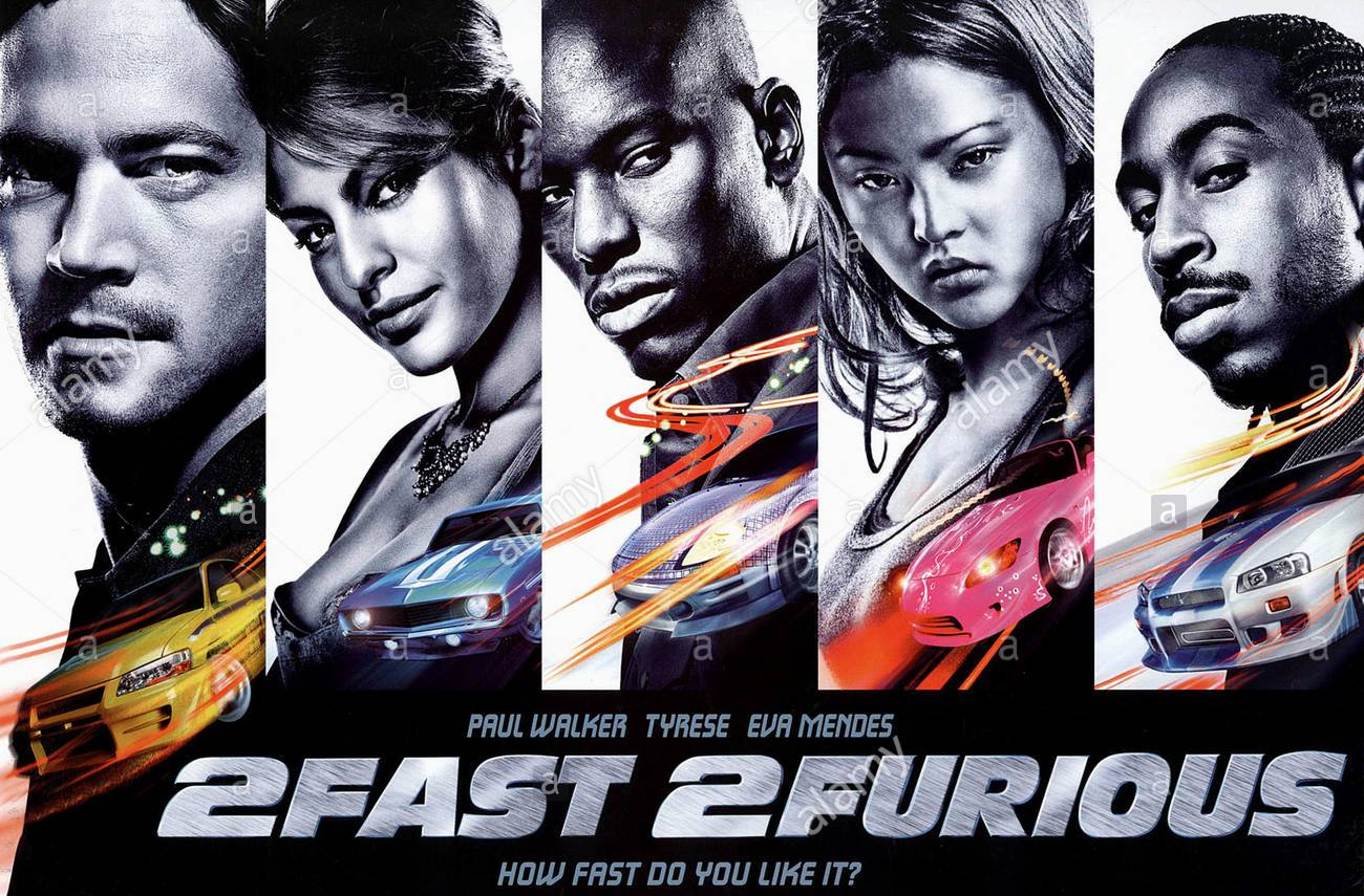 Fast and Furious 2 - 2 Fast 2 Furious (2003)