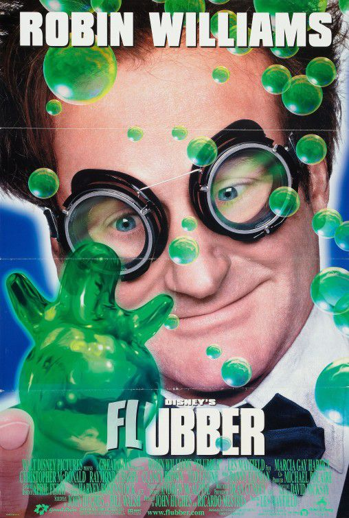Flubber (1987) with Robin Williams