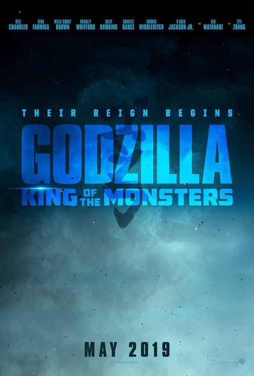 IGodzilla King of the Monsters (2019)
