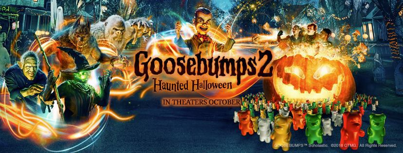 Goosebumps 2 Haunted Halloween - Piccoli Brividi 2 (2018)