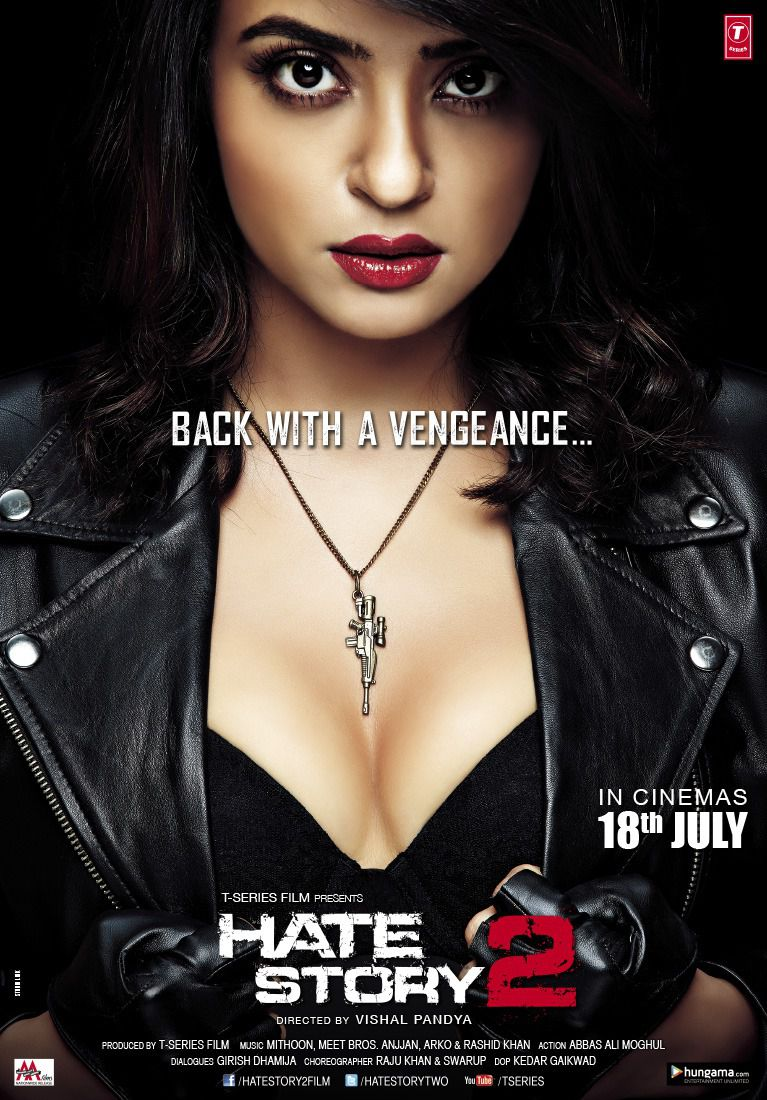 Hate Story 2 - film poster