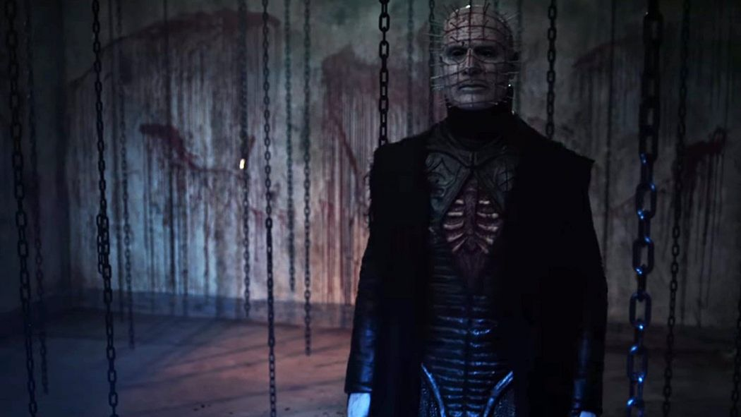 Hellraiser: Judgment - film horror scene
