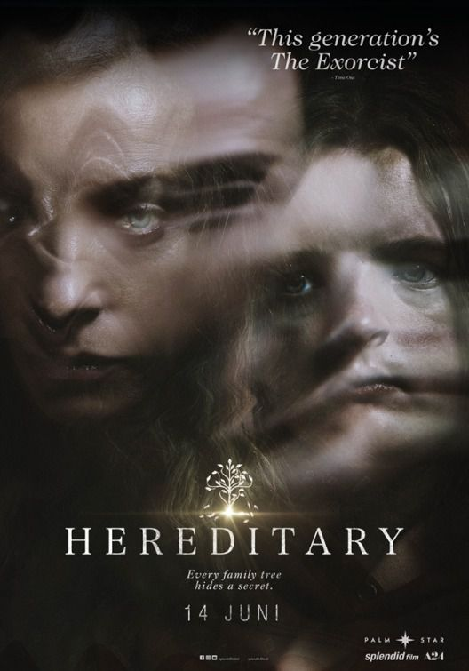 Hereditary (2018) - horror poster collection