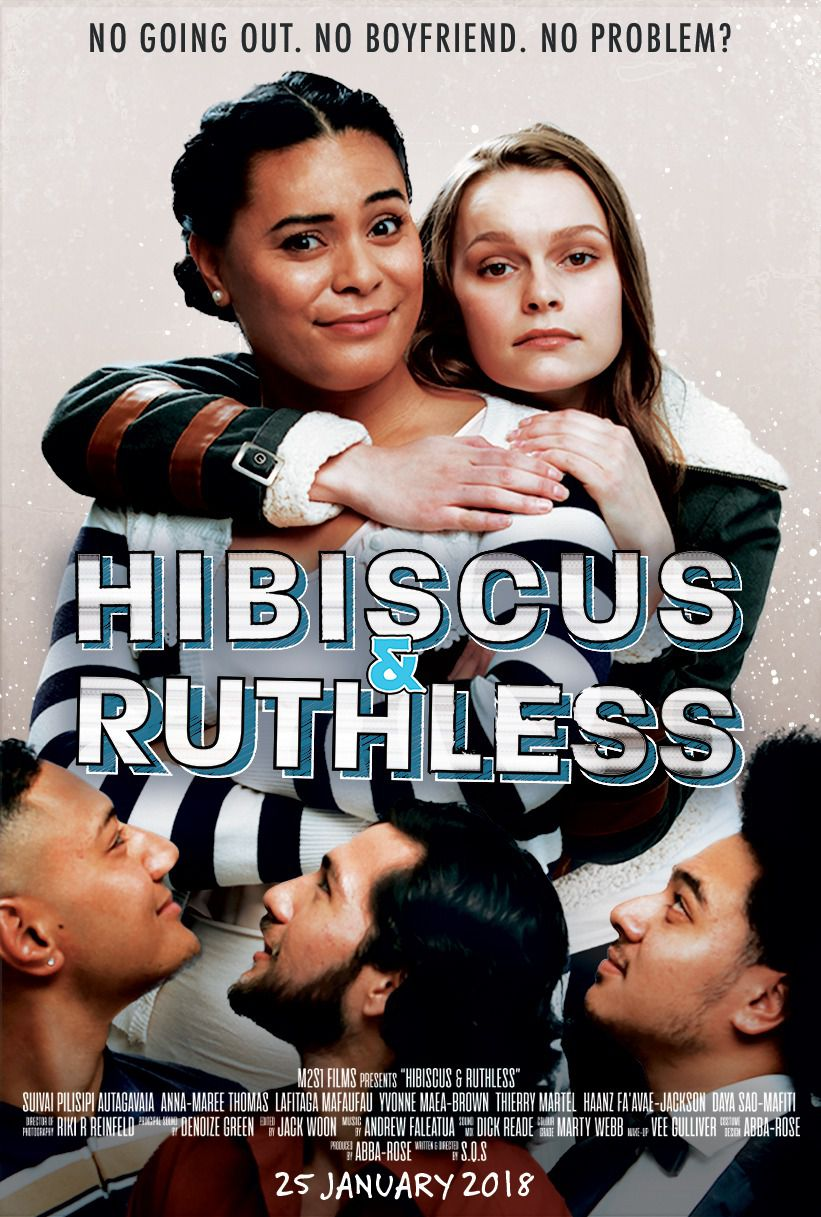 Hibiscus and Ruthless - film poster
