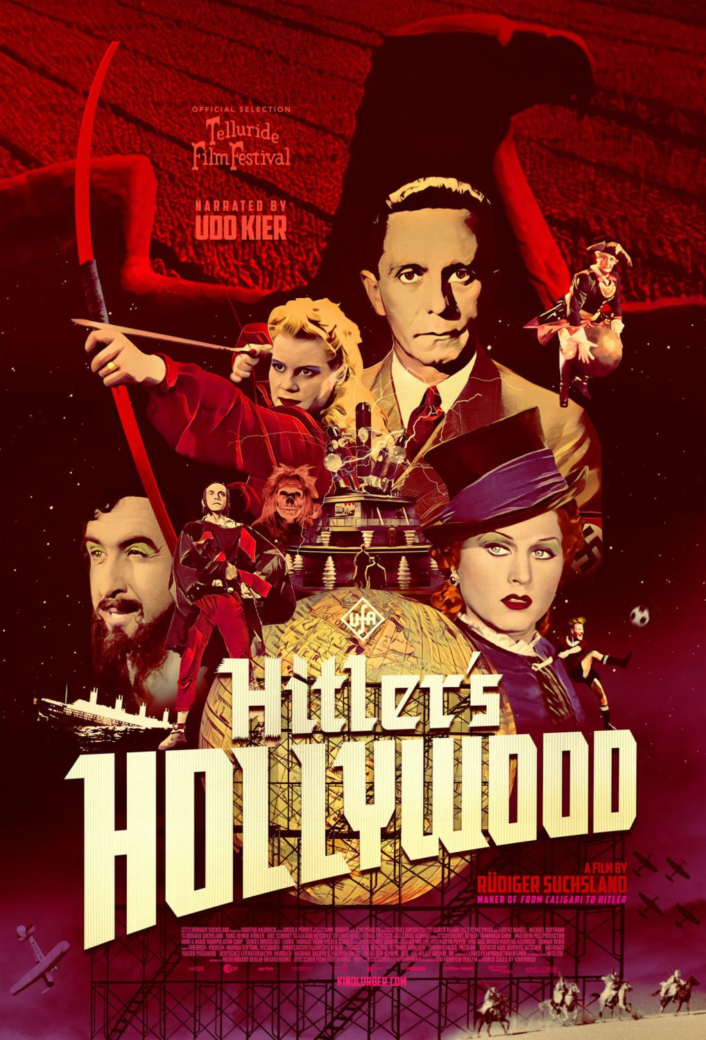 Hitler's Hollywood - film poster