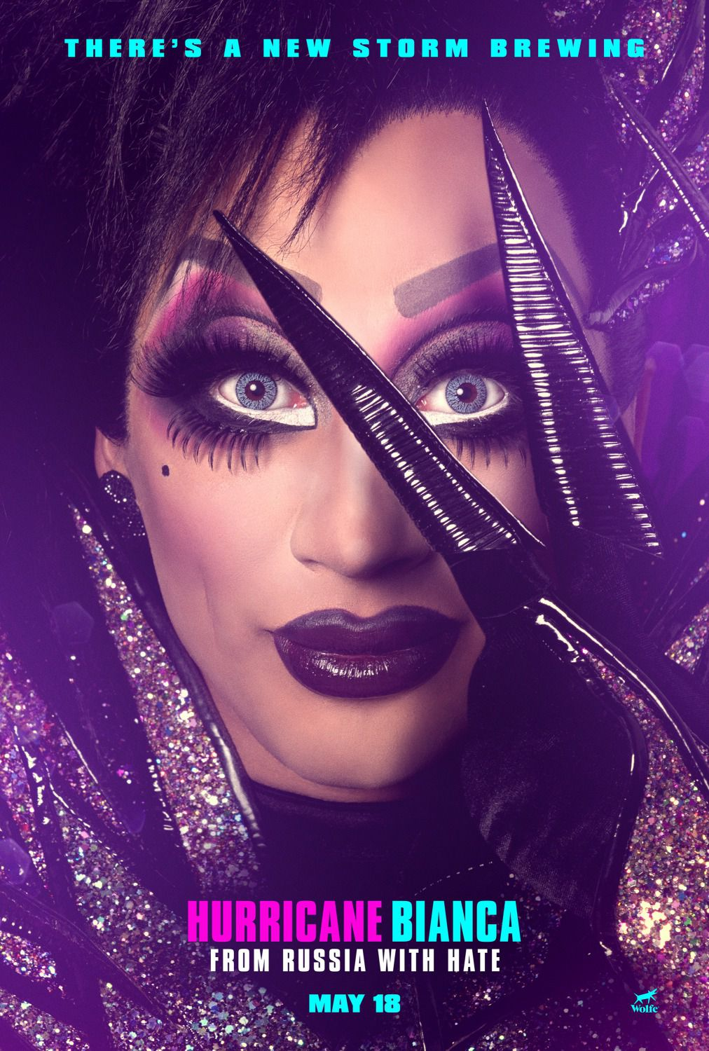 Hurricane Bianca from Russia with Hate - film poster 2018
