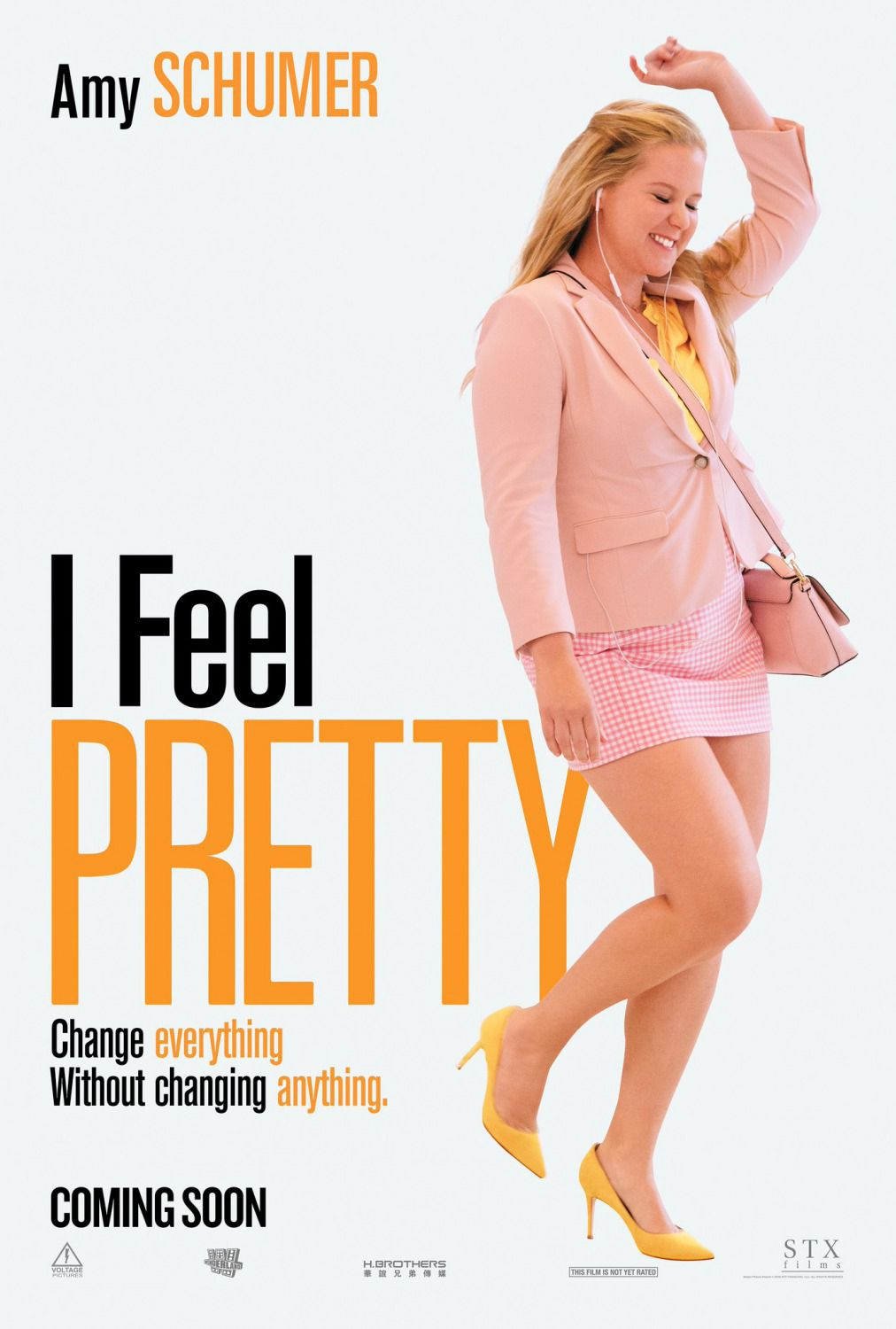 I Feel Pretty (2018) - film poster