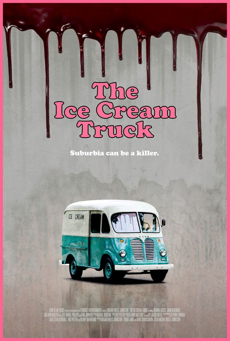 Ice Cream Truck - blood van