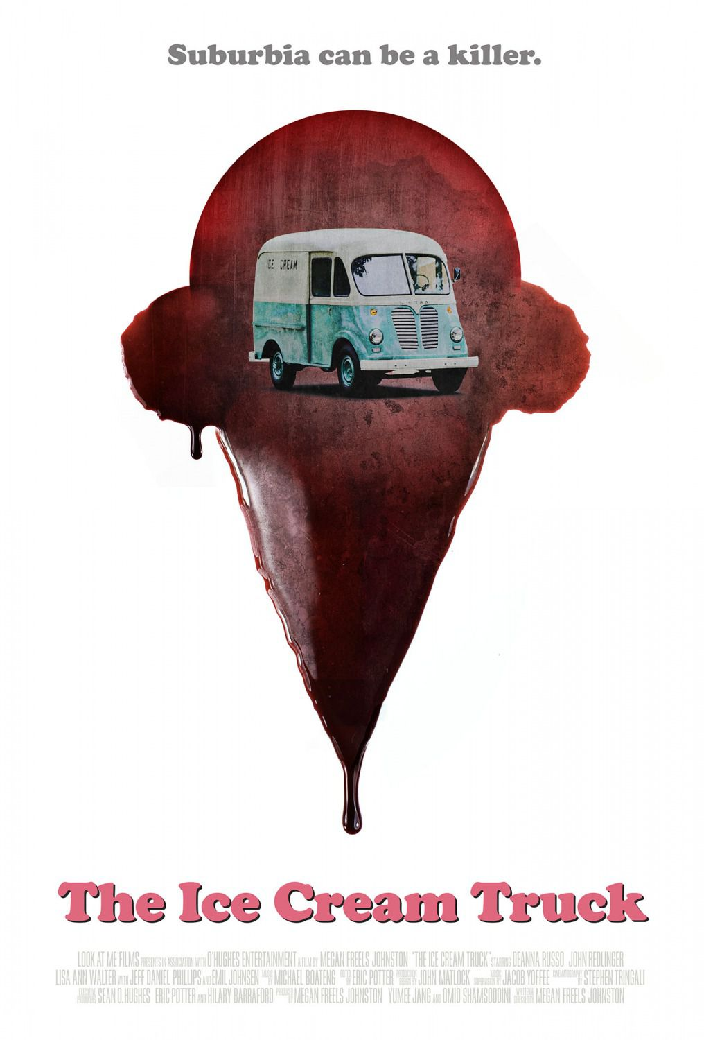 blood ice cream