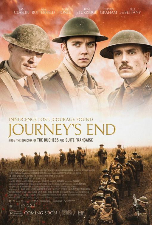 Journey's End - La Fine del Giorno