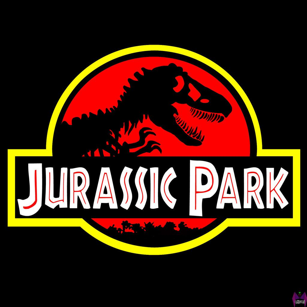 Jurassic Park Saga - all films logo