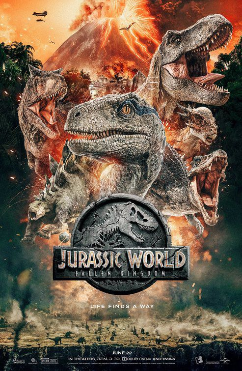 Jurassic World Fallen Kingdom (2018)