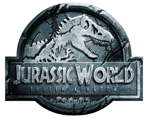 Jurassic World Fallen Kingdom - film logo png