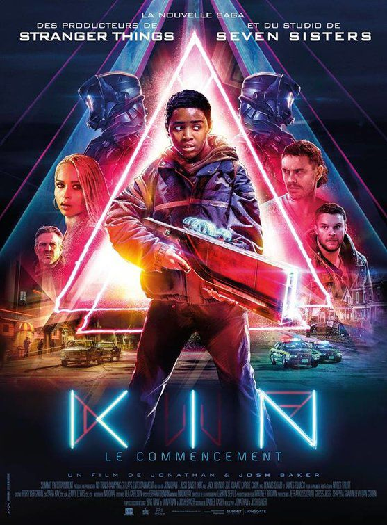 Kin (2018) weapon from future