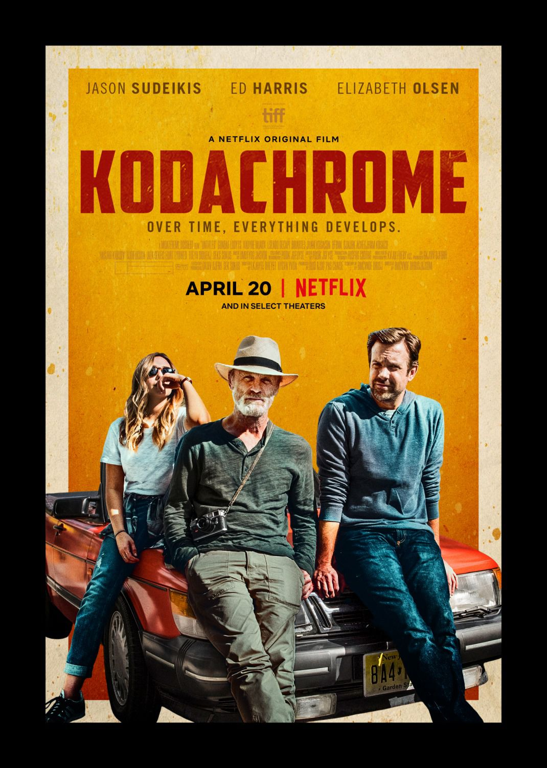 Kodachrome - film poster