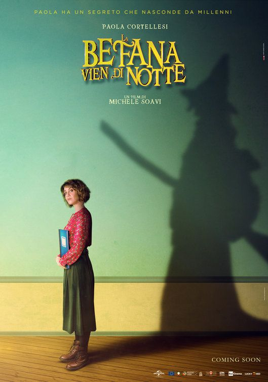 La Befana vien di Notte - Befana comes at Night (2019)