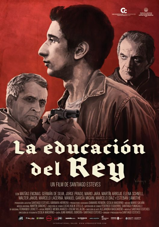 La Educacion del Rey - The Education of the King - L'Educazione del Re