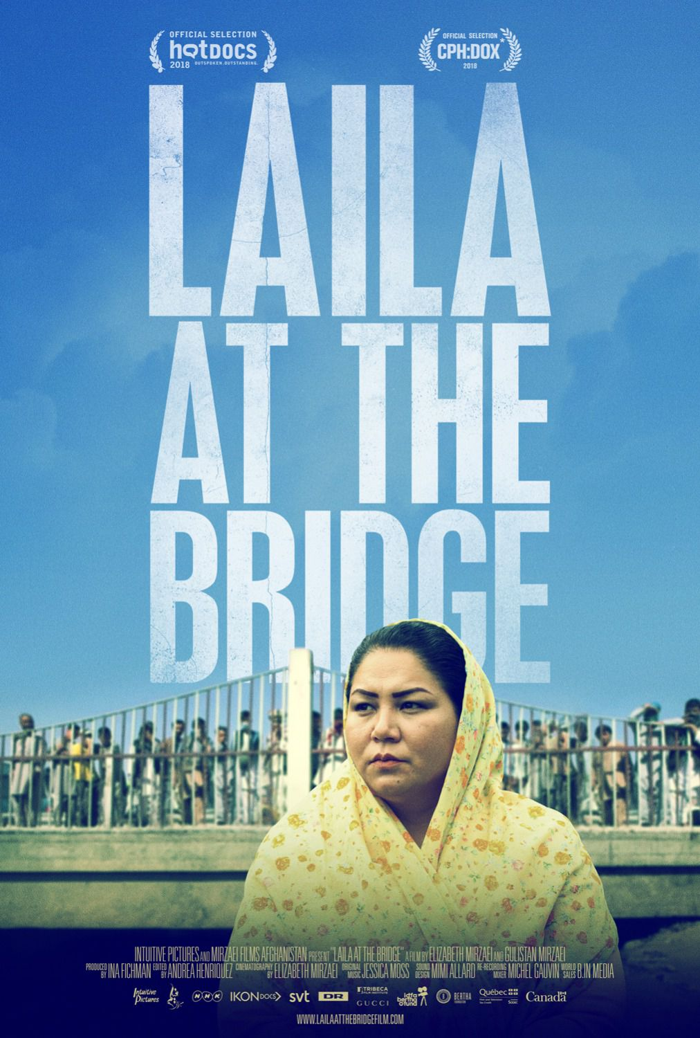 Laila at the Bridge - film poster