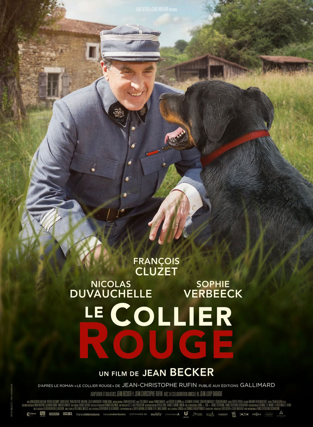 Le Collier Rouge - film poster
