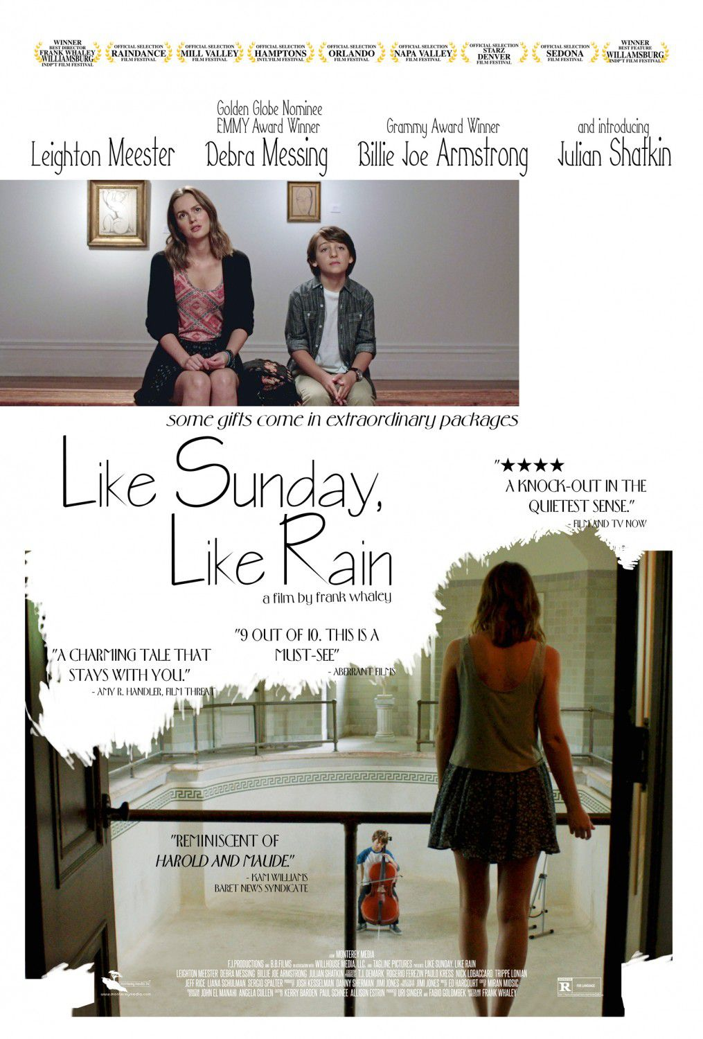 Like Sunday Like Rain - film poster